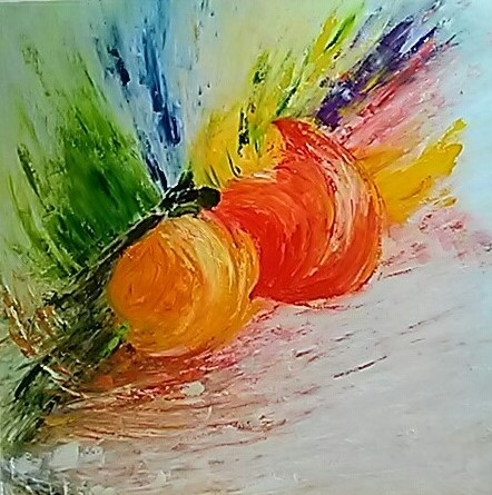 Josette LAVAUD PINAUD - Energie de couleurs.